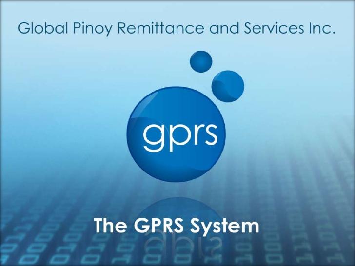 Servizio GPRS