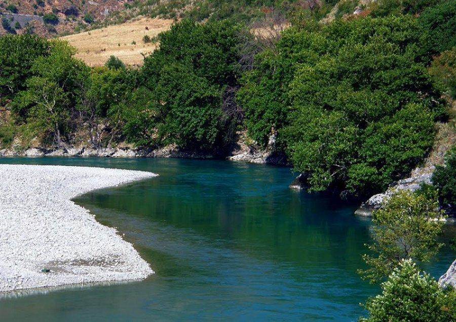 Protezione dal fiume Vjosa, a Kashisht – Lotto 5