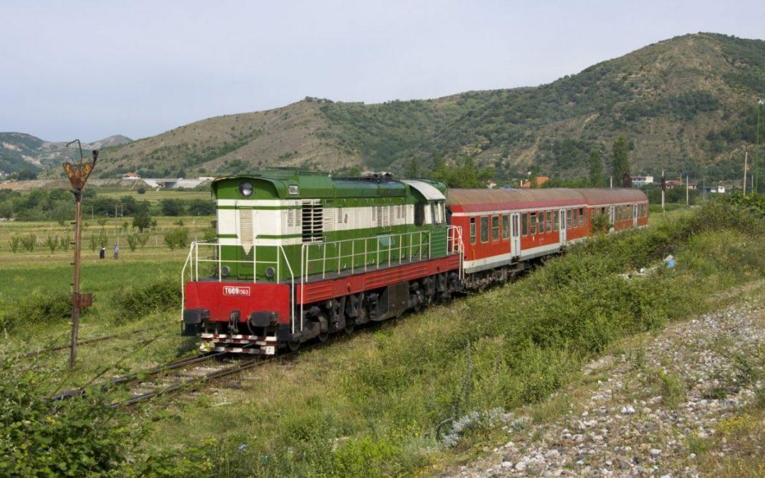 Reconstruction of the Shkozet-Kavaja railway line