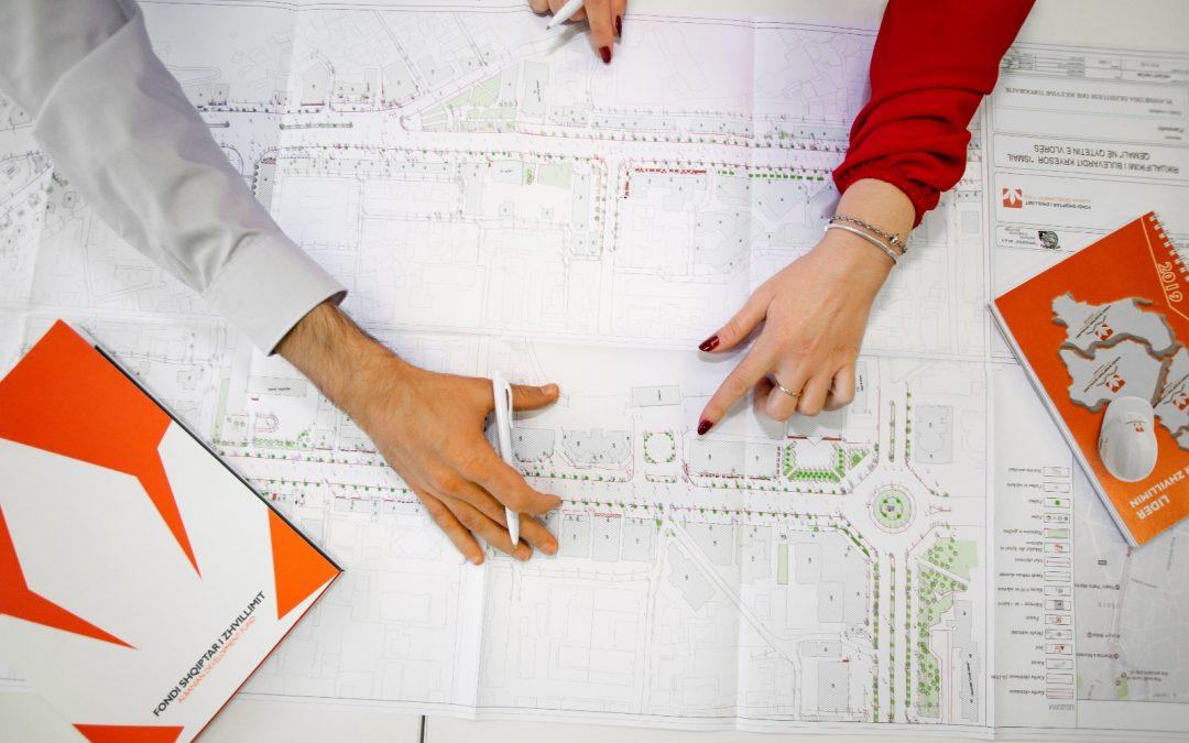 Miglioramento degli strati stradali per le regioni 1 e 3