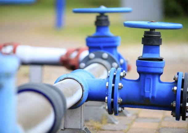 Ricostruzione delle reti di distribuzione idrica
